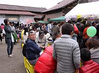 蔵祭りで人気